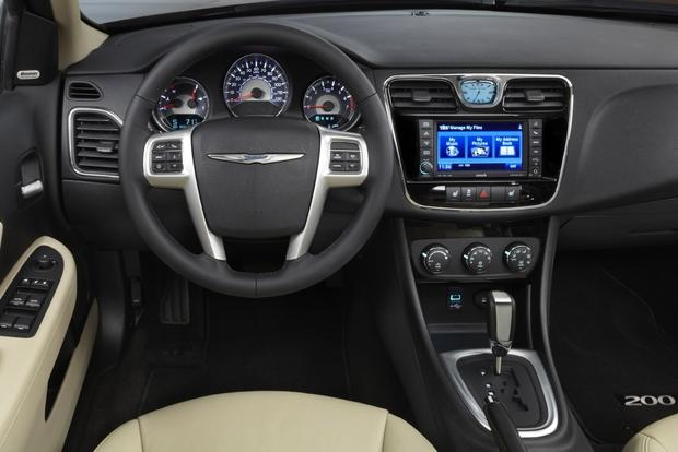 2014 chrysler 200 convertible limited images galleries with a bite. Black Bedroom Furniture Sets. Home Design Ideas