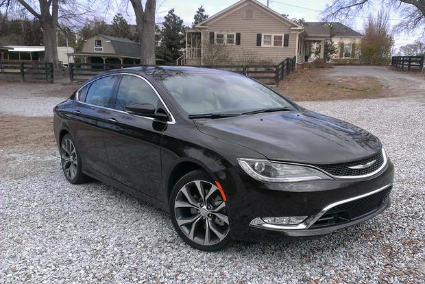 2017 Chrysler 200 Exceeding Expectations Featured Image Large Thumb0