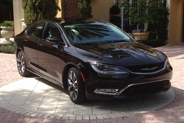2015 Chrysler 200: Settling Back In