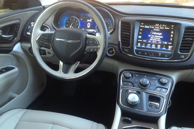 Exceptional 2015 Chrysler 200: Climbing Inside Featured Image Large Thumb0