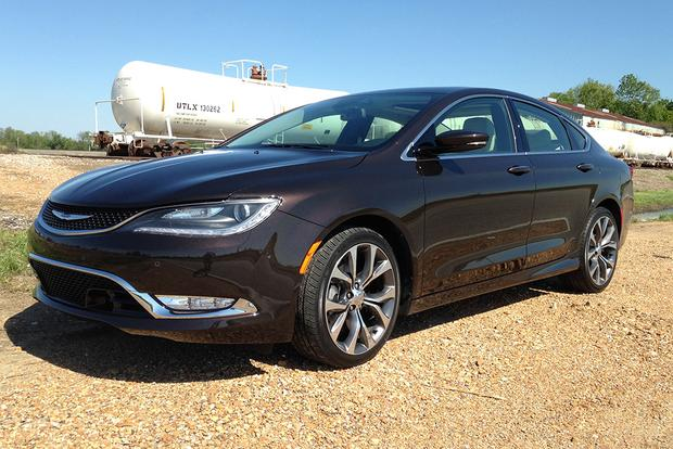 2015 Chrysler 200: Southeastern Road Trip featured image large thumb0