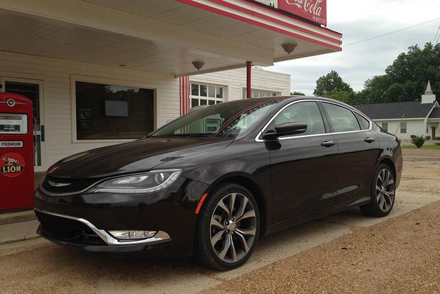 2015 Chrysler 200: Southeastern Road Trip featured image large thumb6