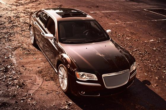 2012 Chrysler 300: New Car Review featured image large thumb1