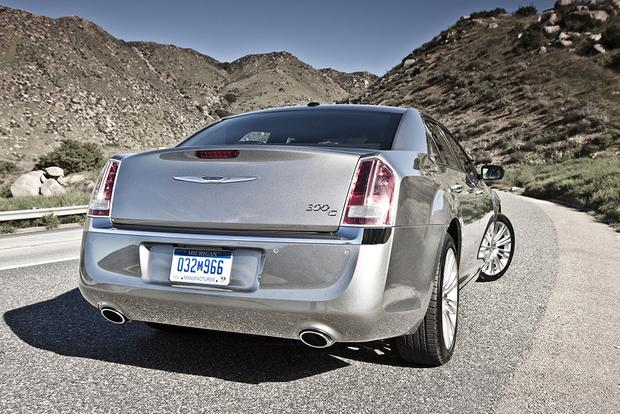2013 Chrysler 300: Used Car Review featured image large thumb2
