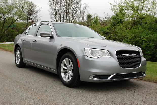 2015 Chrysler 300: Real World Review