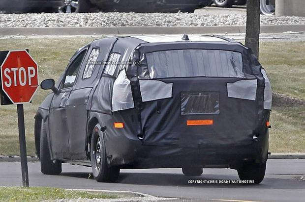 Next Chrysler Town & Country to Have Exciting New Design, Get 75 MPGE featured image large thumb1