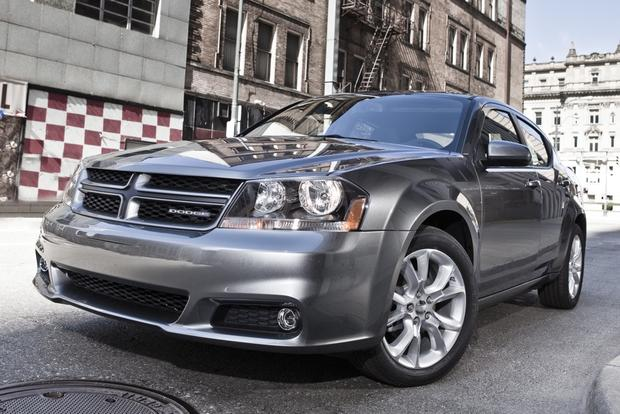 2012 Dodge Avenger: New Car Review featured image large thumb0