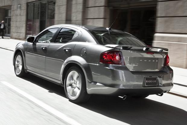 2012 Dodge Avenger: New Car Review featured image large thumb1