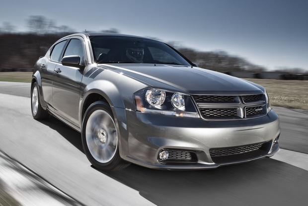 2012 Dodge Avenger: New Car Review featured image large thumb2