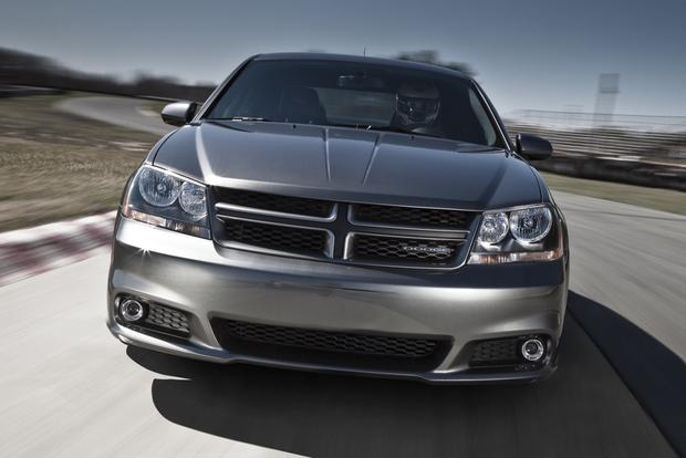 2012 Dodge Avenger: New Car Review featured image large thumb5