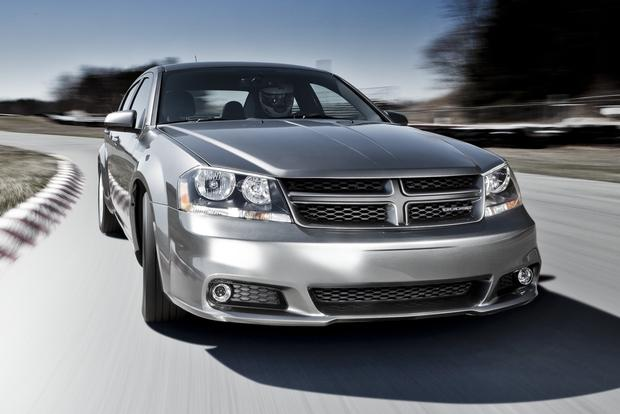 2012 Dodge Avenger: New Car Review featured image large thumb6