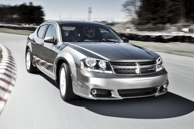 2012 Dodge Avenger: New Car Review featured image large thumb7