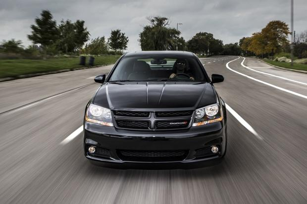 2013 Dodge Avenger: New Car Review featured image large thumb0