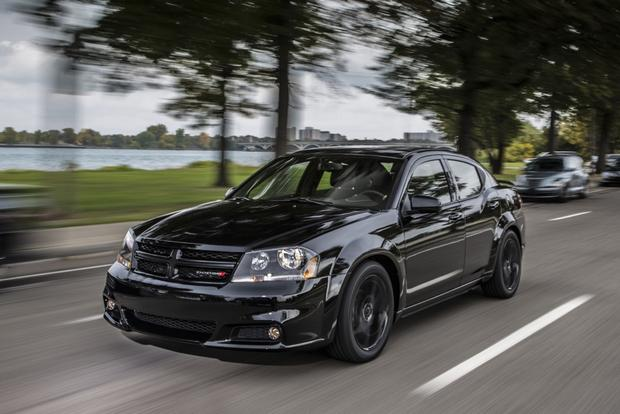 2013 Dodge Avenger: New Car Review featured image large thumb1