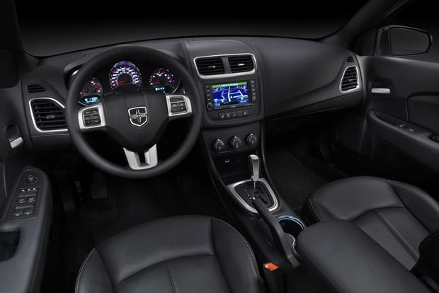 2013 Dodge Avenger: New Car Review featured image large thumb10