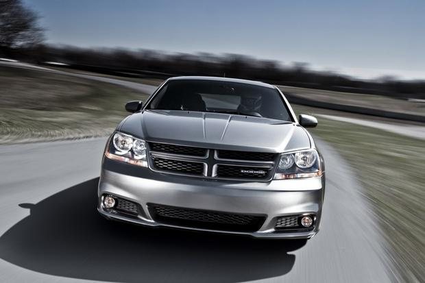 2013 Dodge Avenger: New Car Review featured image large thumb5