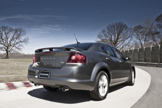 2014 dodge avenger new car review autotrader. Black Bedroom Furniture Sets. Home Design Ideas