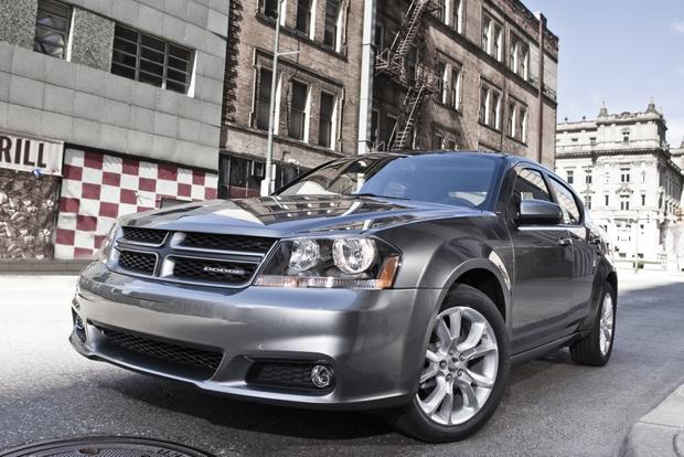 2013 Dodge Avenger: New Car Review featured image large thumb3