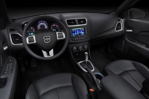 2013 Dodge Avenger: New Car Review featured image large thumb2