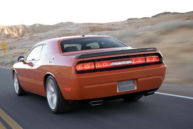 2008 Dodge Challenger Used Car Review Autotrader
