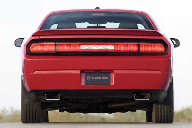 2009 Dodge Challenger: Used Car Review featured image large thumb2