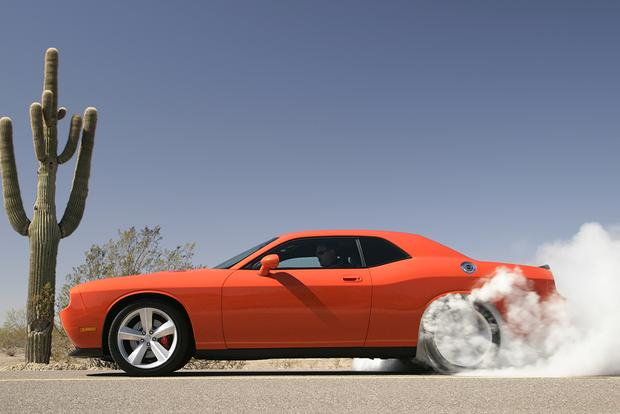 2011 Dodge Challenger: Used Car Review featured image large thumb2