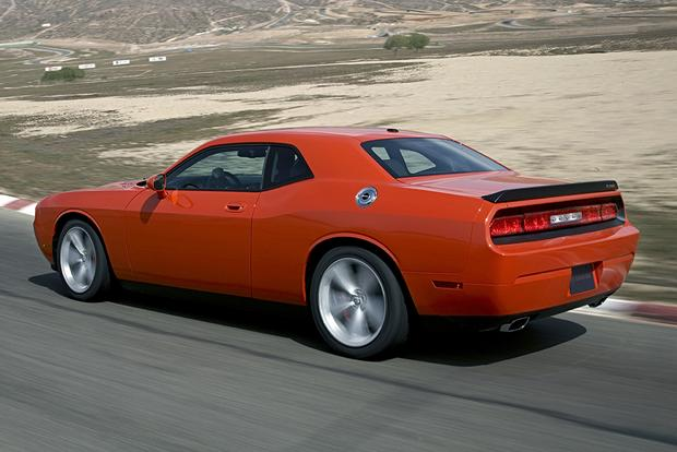 2011 Dodge Challenger: Used Car Review featured image large thumb3
