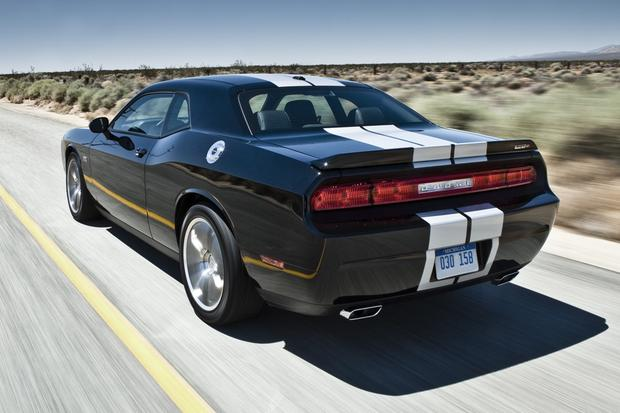 2012 Dodge Challenger: New Car Review featured image large thumb22