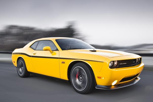2012 Dodge Challenger: New Car Review