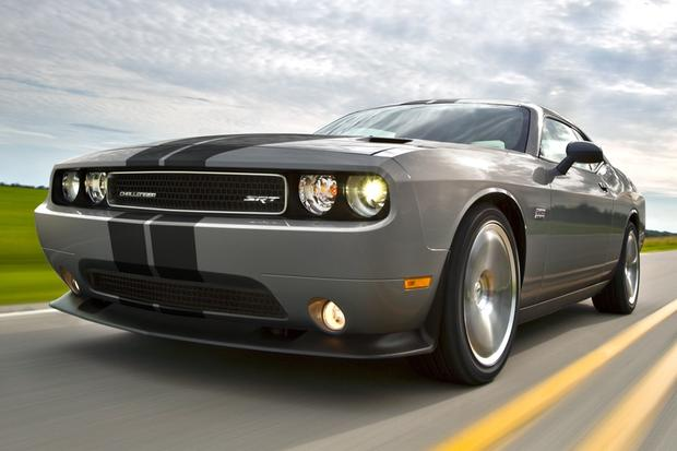 2012 Dodge Challenger: New Car Review featured image large thumb4