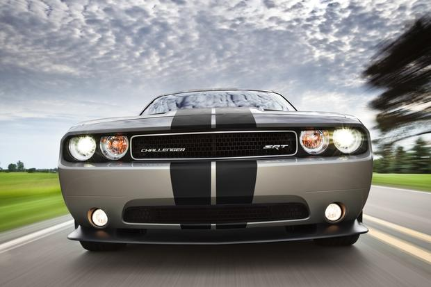 2012 Dodge Challenger: New Car Review featured image large thumb5