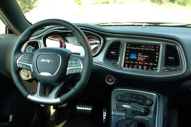 2015 Dodge Challenger SRT Hellcat: Real World Review featured image large thumb12