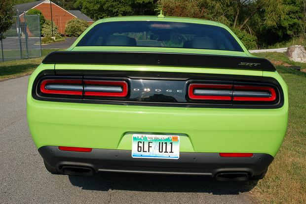 2015 Dodge Challenger SRT Hellcat: Real World Review featured image large thumb5