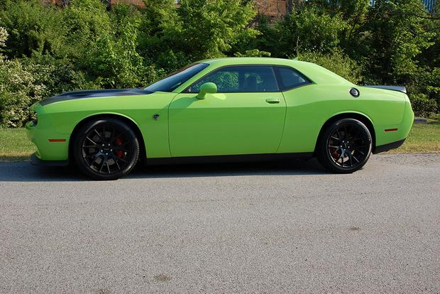2015 Dodge Challenger SRT Hellcat: Real World Review featured image large thumb8
