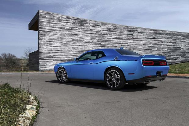 2016 Dodge Challenger: New Car Review featured image large thumb6