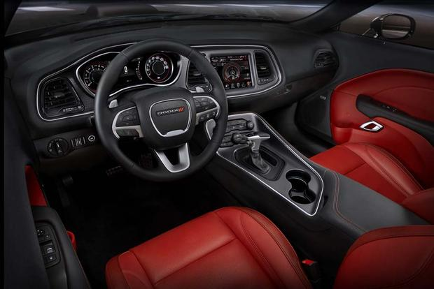 2016 Dodge Challenger: New Car Review featured image large thumb3