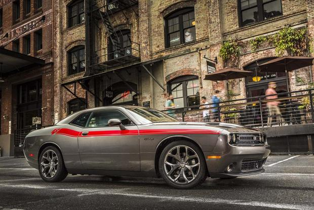 2016 Dodge Challenger: New Car Review featured image large thumb0