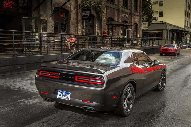 2016 Dodge Challenger: New Car Review featured image large thumb2