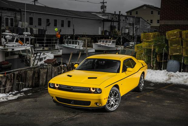 2017 Dodge Challenger: New Car Review