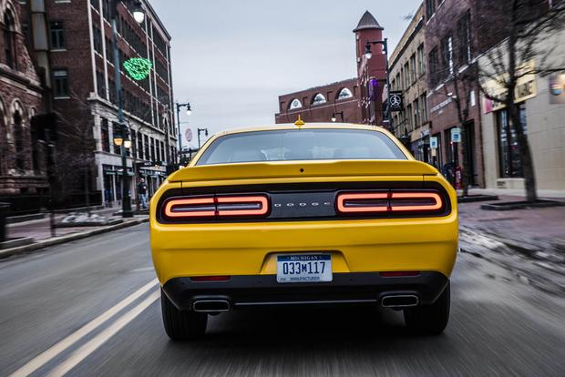 2017 Dodge Challenger: New Car Review featured image large thumb2
