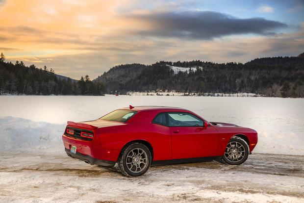 2017 Dodge Challenger: New Car Review featured image large thumb5