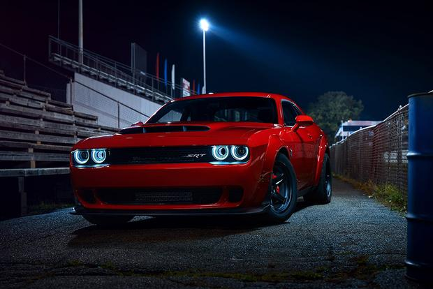 2018 Dodge Challenger SRT Demon: First Drive Review featured image large thumb0
