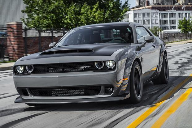 2018 Dodge Challenger Srt Demon First Drive Review Autotrader