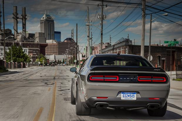 2018 Dodge Challenger SRT Demon: First Drive Review featured image large thumb7