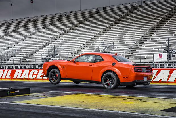 2018 Dodge Challenger SRT Demon: First Drive Review featured image large thumb9