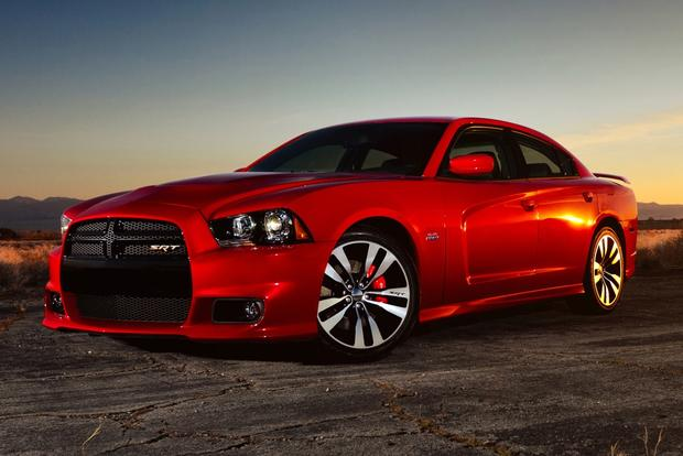 2012 Dodge Charger: OEM Image Gallery