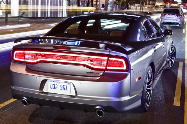 2012 Dodge Charger: New Car Review featured image large thumb16