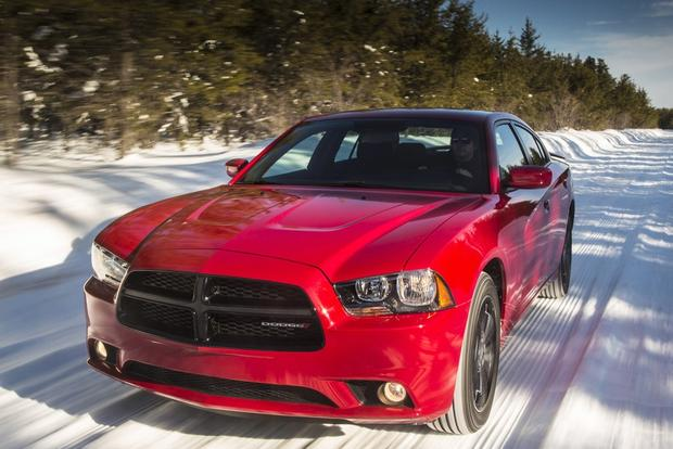 2013 Dodge Charger AWD and Chrysler 300 AWD: First Drive