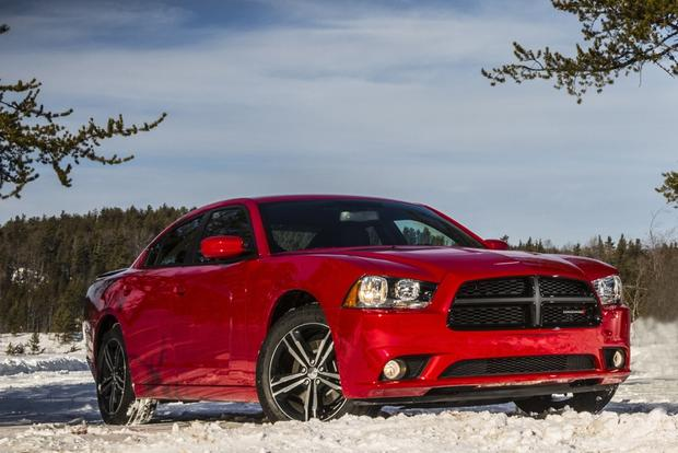 2013 Dodge Charger AWD and Chrysler 300 AWD: First Drive featured image large thumb1