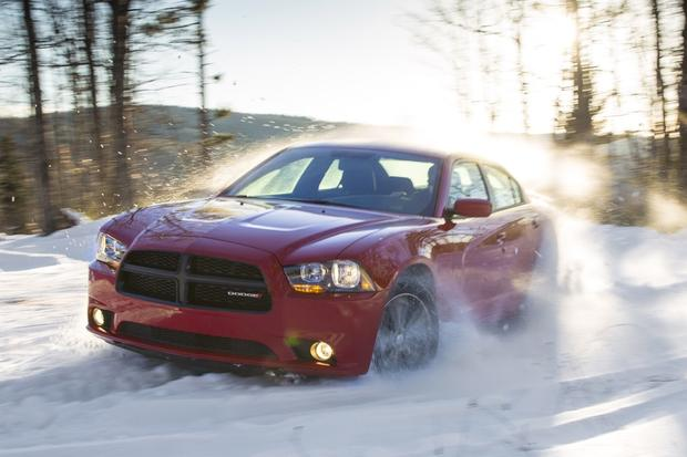 2013 Dodge Charger AWD and Chrysler 300 AWD: First Drive featured image large thumb2